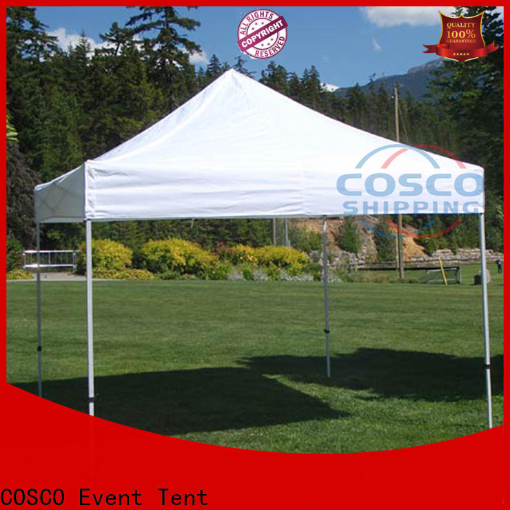 COSCO curved gazebo with sides anti-mosquito