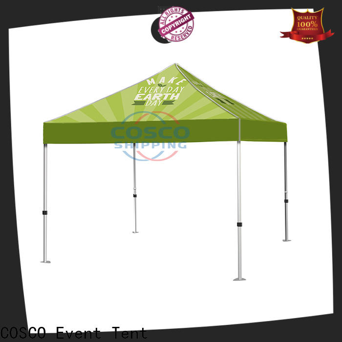 COSCO good-package gazebo for sale for disaster Relief