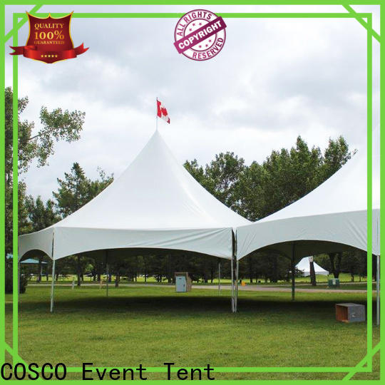 COSCO marquee canvas a frame tent for wedding