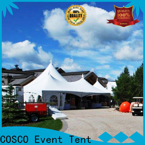 COSCO distinguished tent rentals in-green pest control