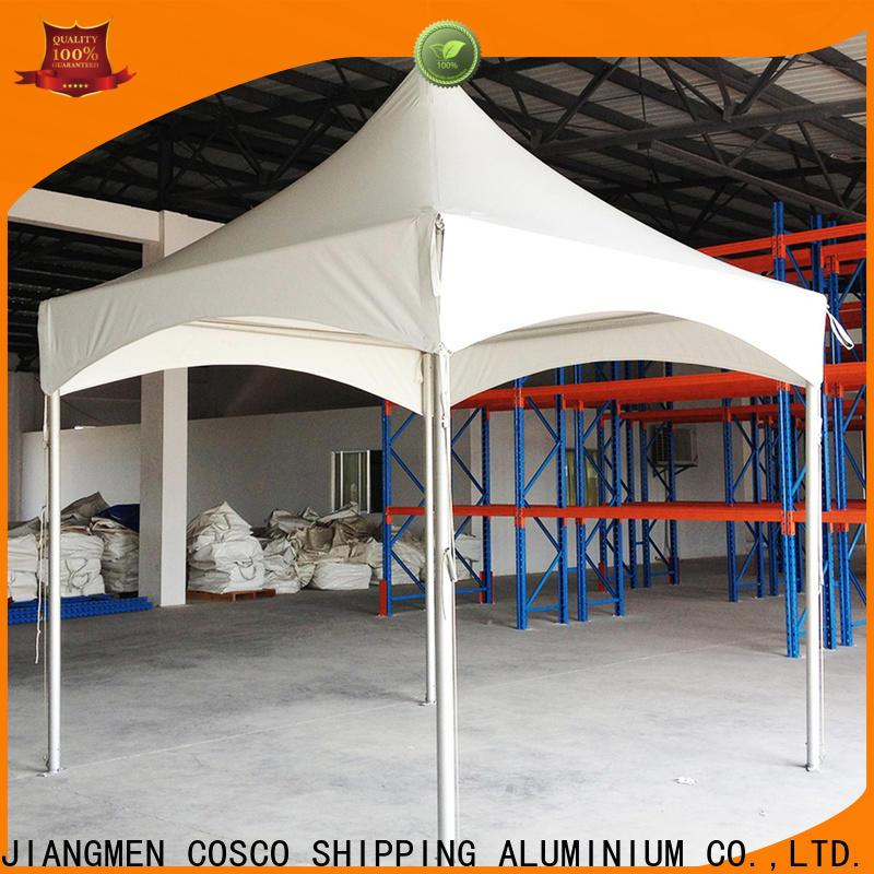 COSCO durable tent rentals marketing pest control