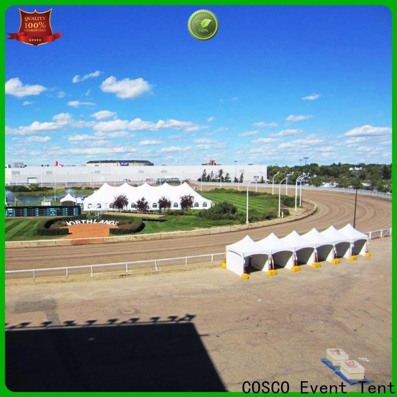 COSCO supernacular tent rentals popular factory