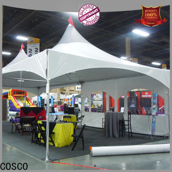 COSCO durable pole tents for sale owner cold-proof