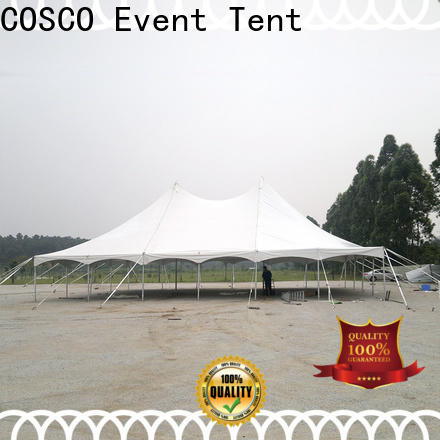 COSCO new-arrival large tents vendor for holiday