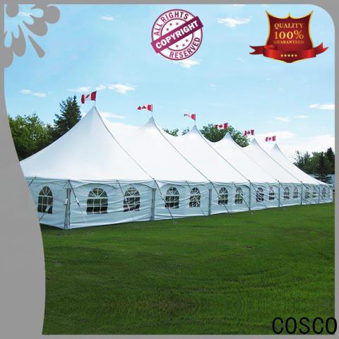COSCO splendid cheap tents producer snow-prevention