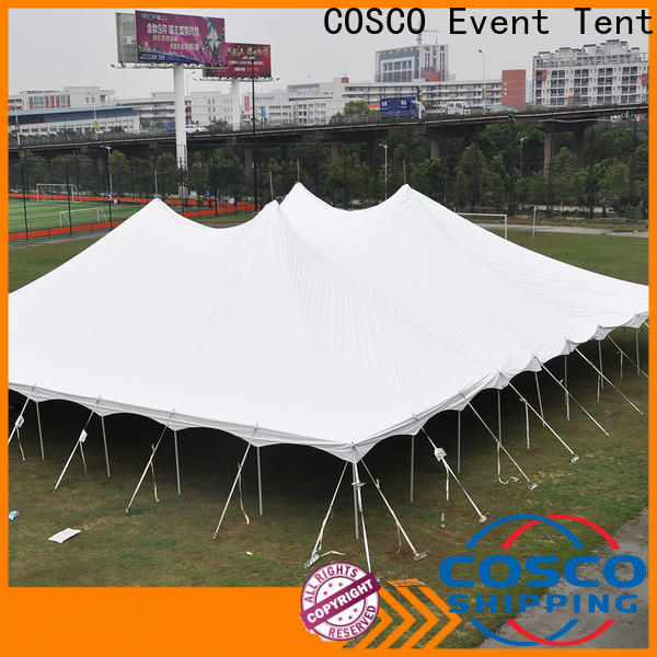 COSCO outstanding canvas tents for sale China grassland