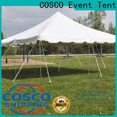 COSCO best marquee for sale effectively Sandy land
