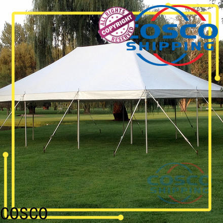 COSCO peg tents cold-proof