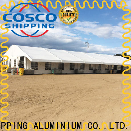 COSCO highest arcum tent snow-prevention