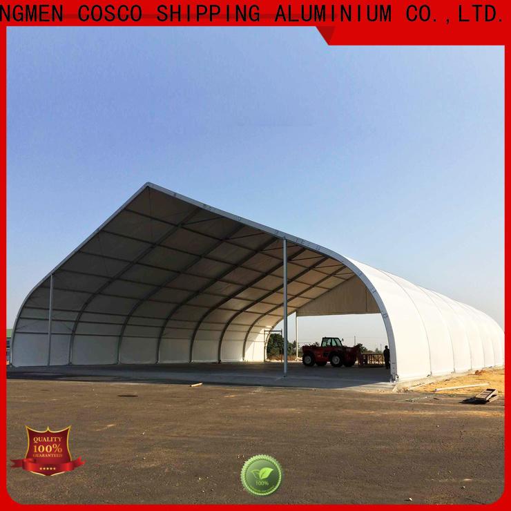 COSCO safety aluminium tent manufacturer rain-proof