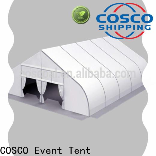 COSCO highest arcum tent for party