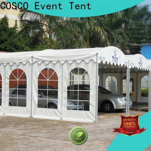 COSCO aluminium tent