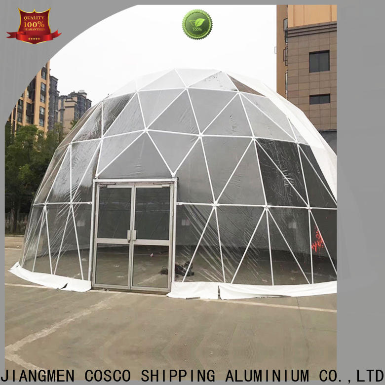 COSCO tent dome tent supplier for camping