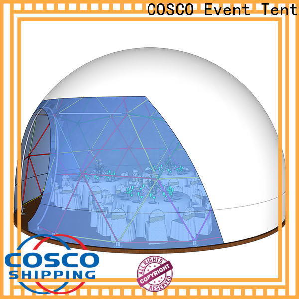 peg and pole geodesic dome tent available popular for holiday