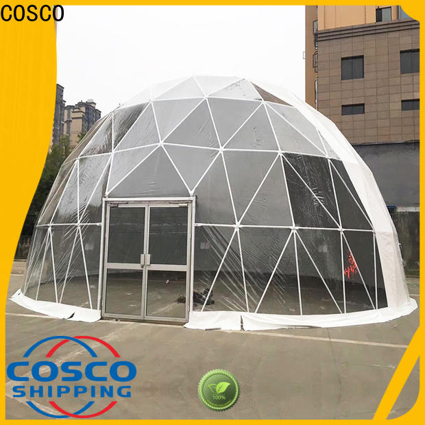 curved geodesic dome tents tent for sale rain-proof