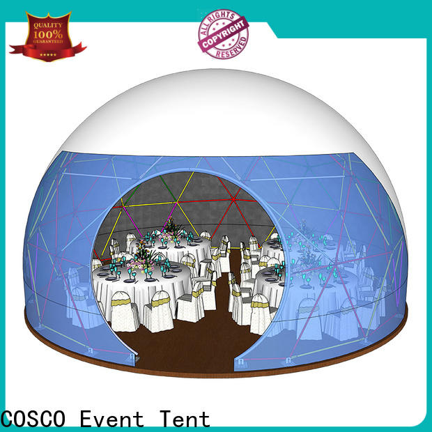 COSCO dome event tents for sale cost rain-proof