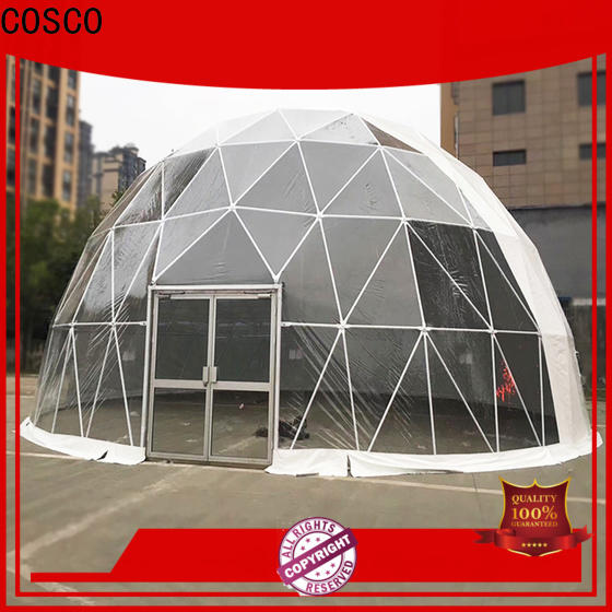 wedding dome tent dome factory cold-proof
