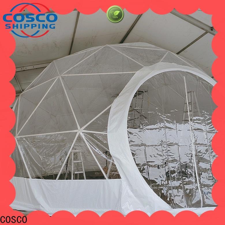 aluminum dome tents for sale tent manufacturer dustproof