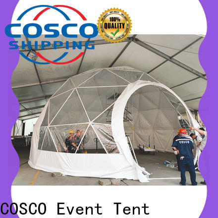 COSCO event event tents for sale supplier for disaster Relief