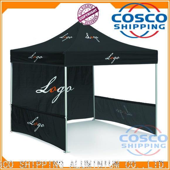 COSCO event dome tent effectively snow-prevention