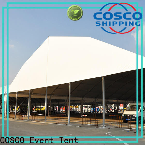 COSCO walls party tent rentals vendor cold-proof