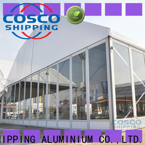 superior white party tent polygon supply for wedding