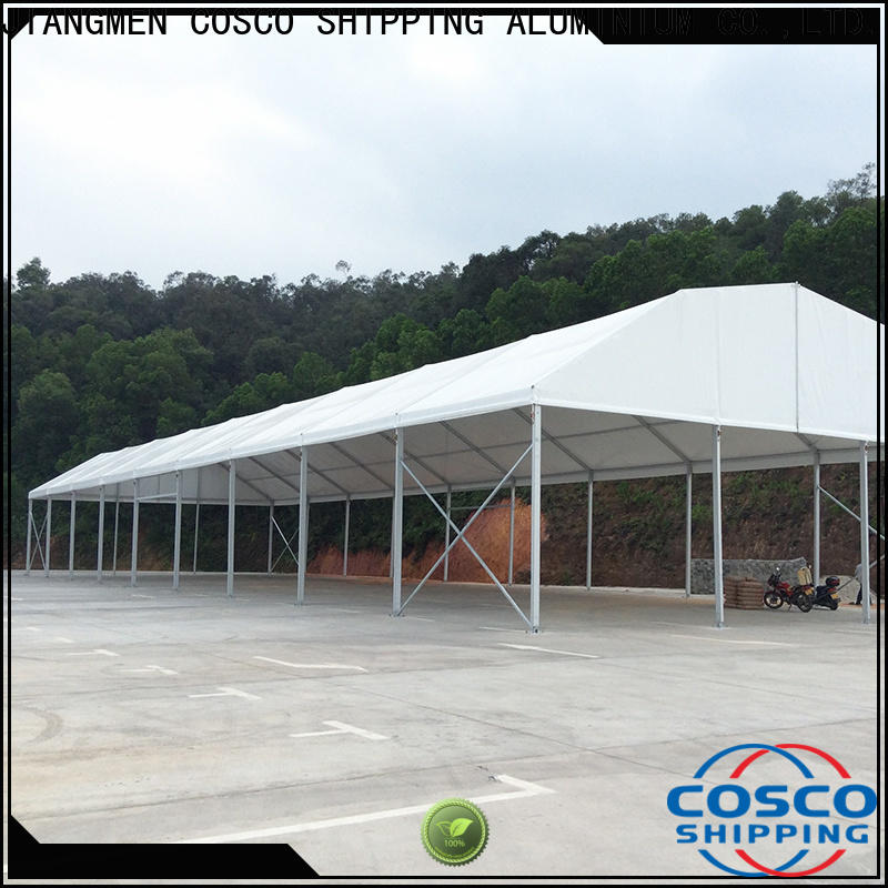 quality dome tents polygon in different shape snow-prevention