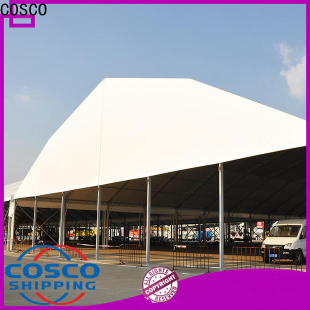 COSCO tent event tents for sale supplier dustproof