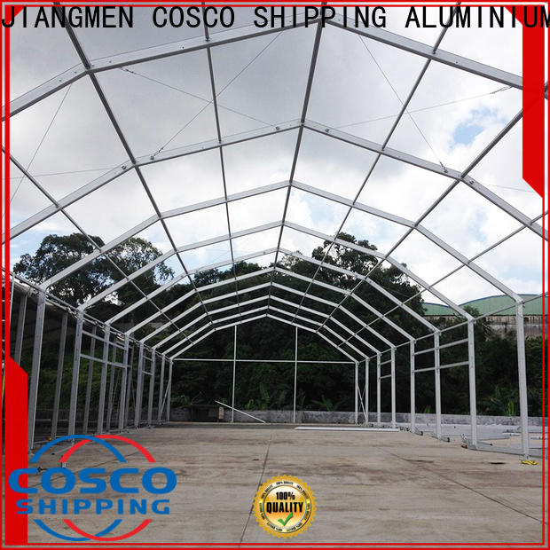 large camping tents glass in different shape cold-proof
