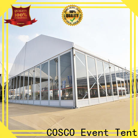 COSCO commercial tents for events supply for wedding