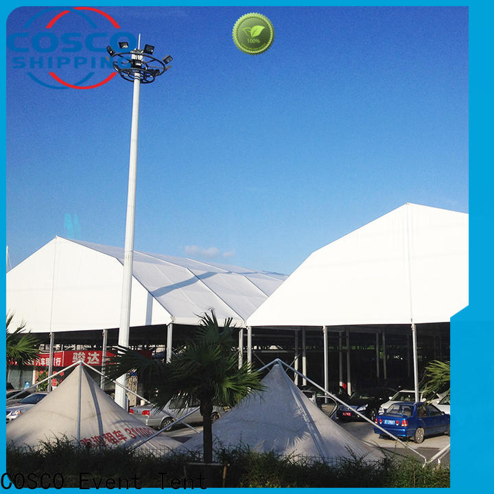 COSCO exquisite tent sales supply dustproof