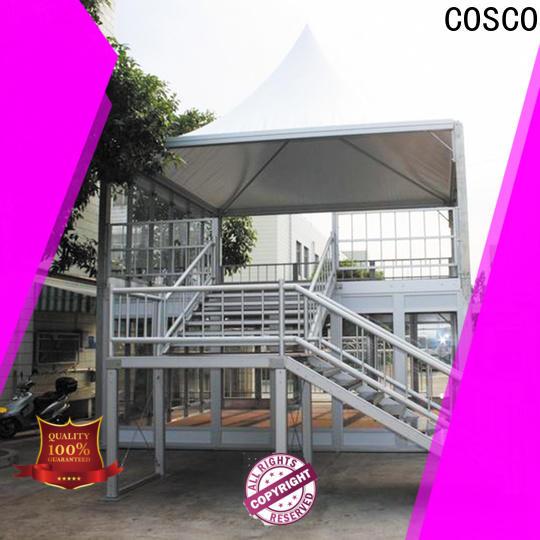 COSCO wedding dome tents cost rain-proof