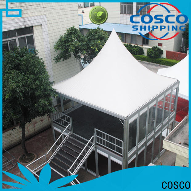 commercial cheap canopy descker type foradvertising