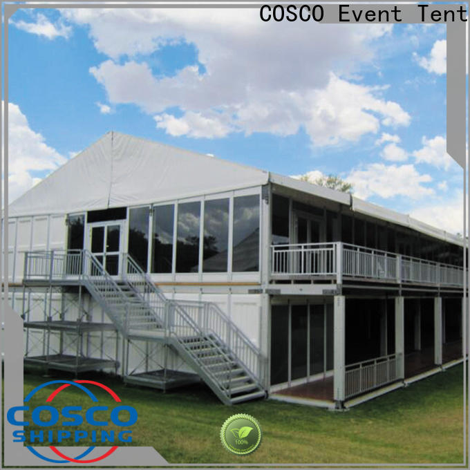 COSCO story gazebo covers experts for engineering