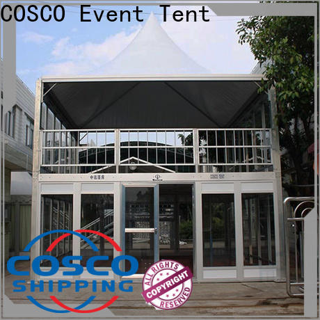 COSCO wedding large tents experts rain-proof
