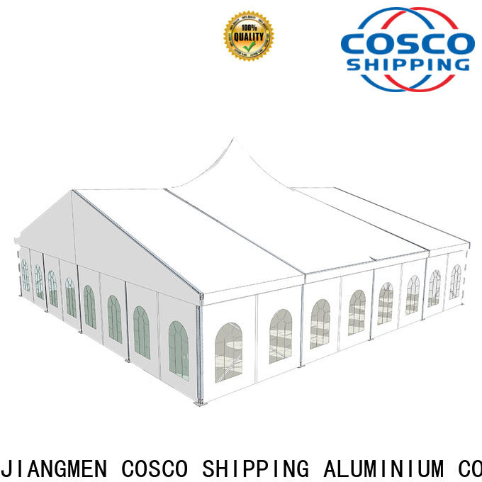 COSCO high peak tent manufacturer rain-proof