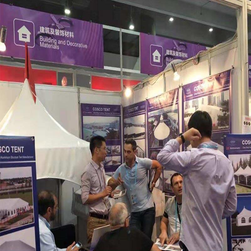 canton fair for Aluminium event tent