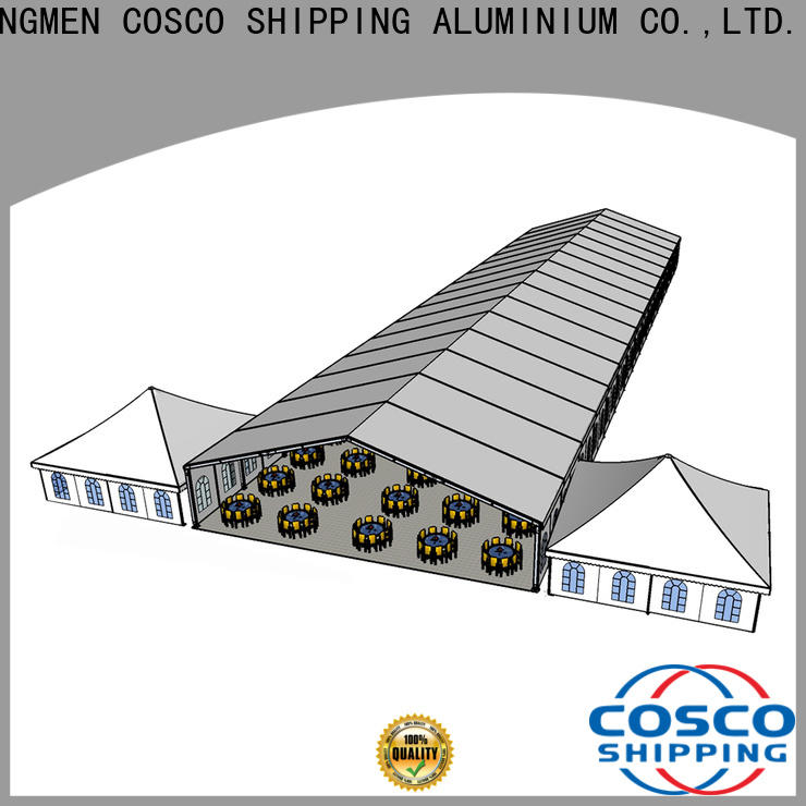COSCO big tent manufacturers for holiday
