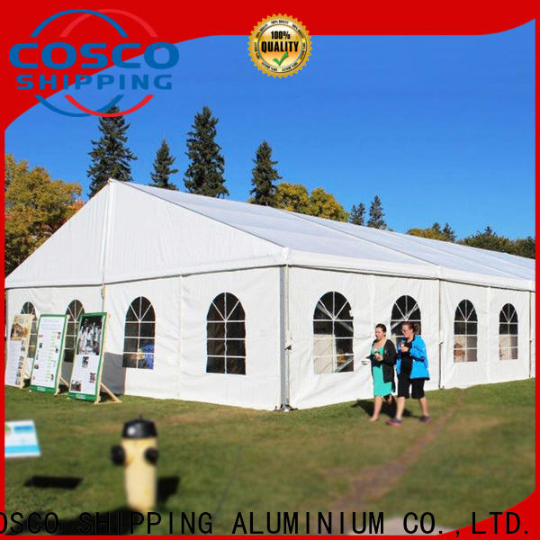 COSCO outdoor structure tent grassland