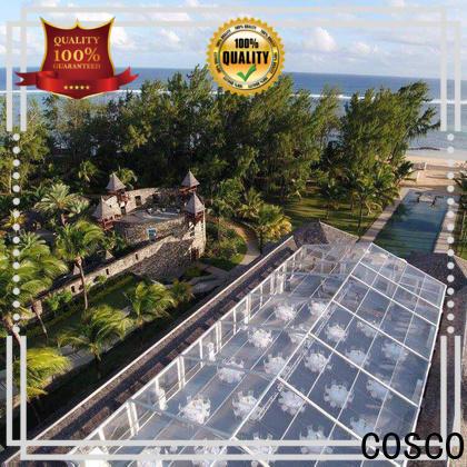 COSCO tentf tent buildings for-sale grassland