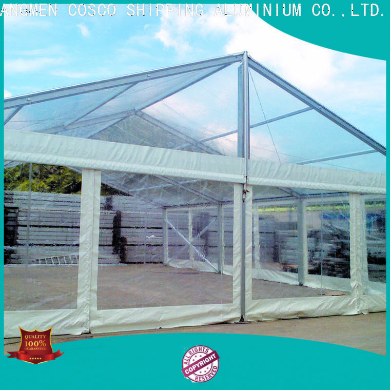 COSCO tent industrial tents Sandy land