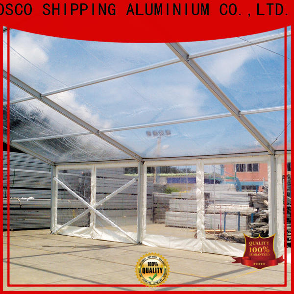 COSCO canopy supplier for disaster Relief