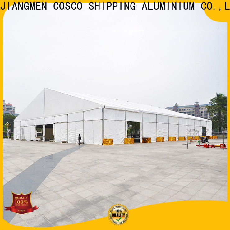 COSCO outdoor large party tents owner for holiday