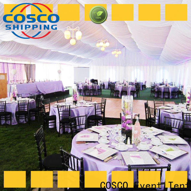 COSCO canopy wedding tents for sale for camping