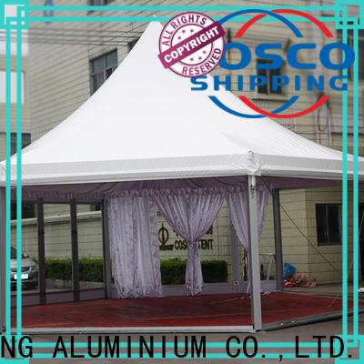 COSCO exhibition tent rentals supplier Sandy land