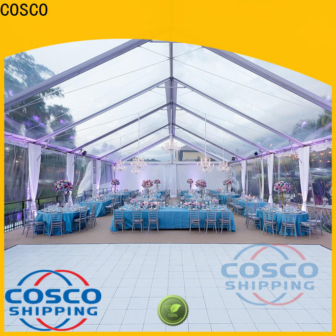 COSCO party large party tents experts rain-proof