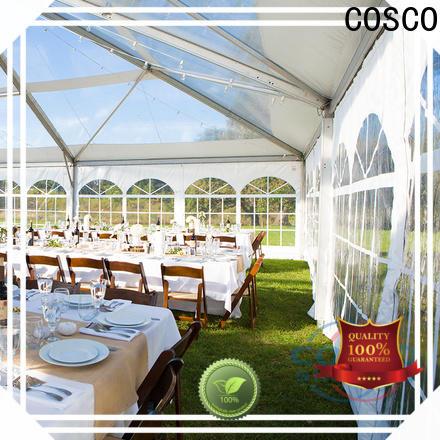 COSCO pagoda canopy tents type