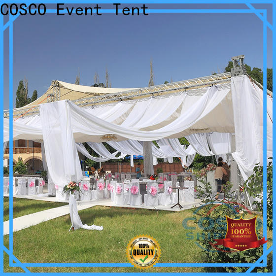 COSCO event outdoor party tents experts rain-proof