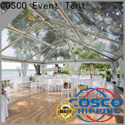 COSCO 3x9m industrial tents marketing Sandy land