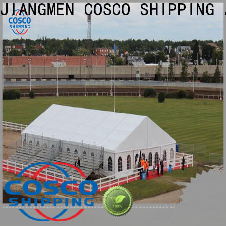 COSCO big party tent experts Sandy land